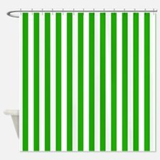Colorful Striped Pattern Shower Curtains Colorful Striped Pattern Fabric Sh
