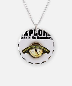 Expedition - Motto Necklace
