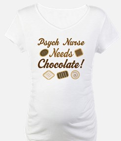 Psych Nurse Chocolate Gift Shirt