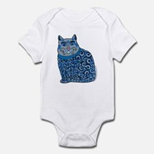 Emperor Cat Infant Bodysuit
