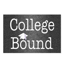College Bound Postcards (Package of 8)