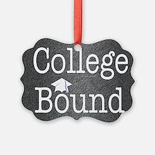 College Bound Ornament