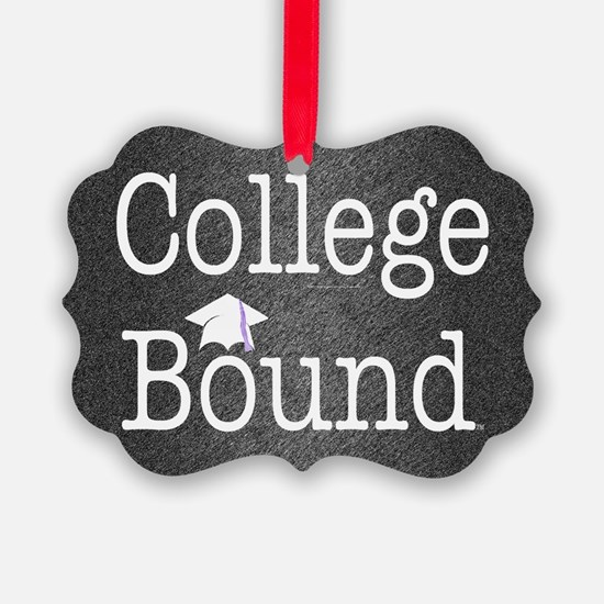 College Bound Ornament