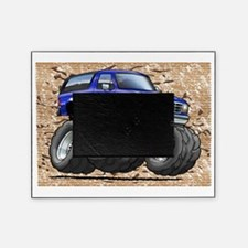 95_Blue_Bronco Picture Frame