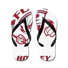 Fury Hockey Sharp Stick Flip Flops
