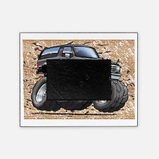 95_Black_Bronco Picture Frame