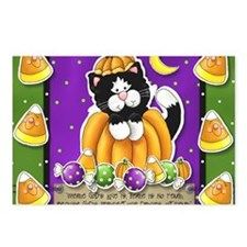 No Tricks, Just Treats Postcards (Package of 8)