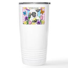 Cuddly Sweet Sheep Travel Mug