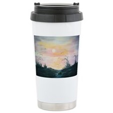 Dune Sunset Travel Mug