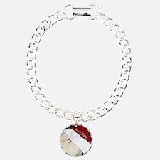 Santas Fuzzy Helper Bracelet