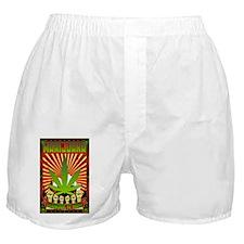 Marijuana_Legalize_It_Now_poster Boxer Shorts