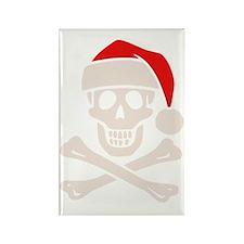 santa-pirate2-DKT Rectangle Magnet