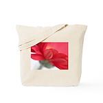 Red Gerber Daisy Tote Bag