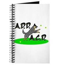 add acd blue Journal