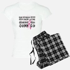 Breast Cancer YesTheyAreFake Pajamas