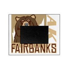 Fairbanks Grumpy Grizzly Picture Frame