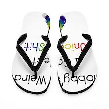 unicornsht Flip Flops