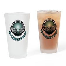 Dubstep Deejay Drinking Glass