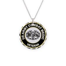 US ARMY COMBAT MEDIC Necklace
