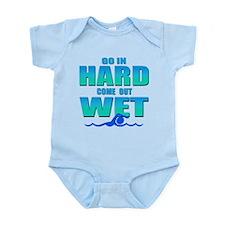 Go In Hard Infant Bodysuit