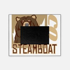 Steamboat Grumpy Grizzly Picture Frame