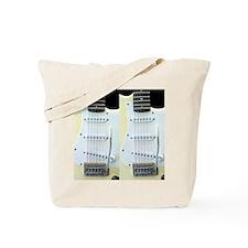 Guitar FF (Electric) Tote Bag