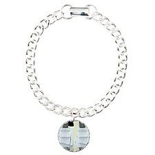 Guitar FF (Electric) Charm Bracelet, One Charm