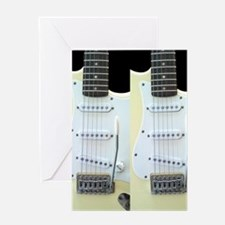 Guitar FF (Electric) Greeting Card