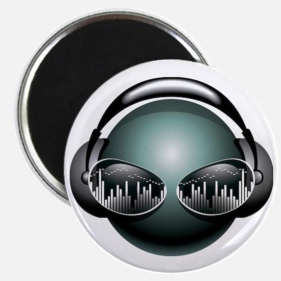 DJ Head Magnet