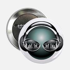 "DJ Head 2.25"" Button"