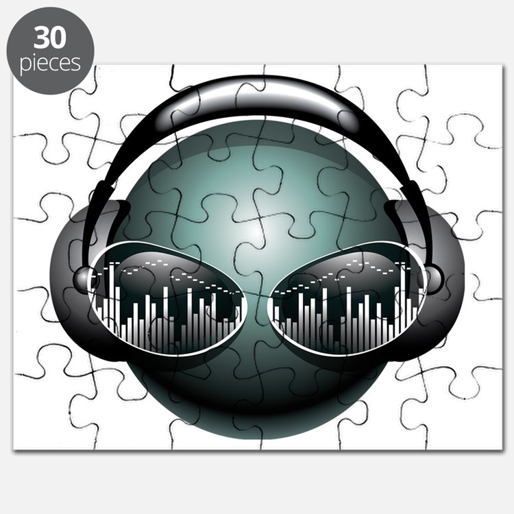 DJ Head Puzzle