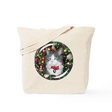 Cat Ornament Tote Bag