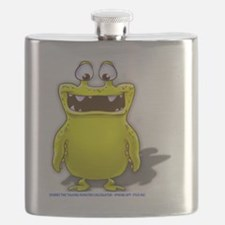 Sparky with text Flask