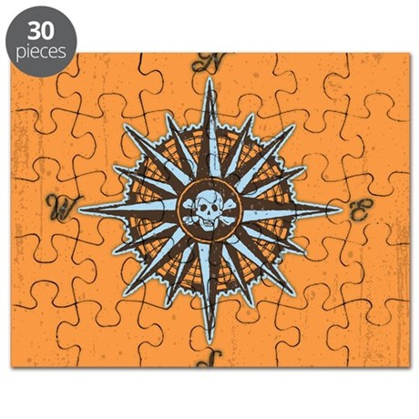 compass-rose5-BUT Puzzle
