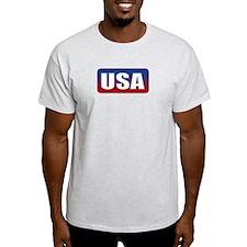 USA Halftone T-Shirt
