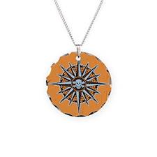 compass-rose5-PLLO Necklace