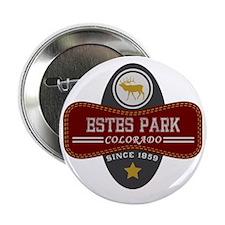 "Estes Park Natural Marquis 2.25"" Button"
