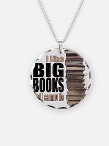 Big Books Necklace