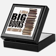 Big Books Keepsake Box