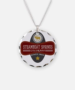 Steamboat Springs Natural Ma Necklace
