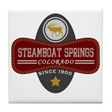 Steamboat springs Drink Coasters