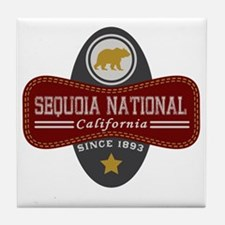 Sequoia Natural Marquis Tile Coaster