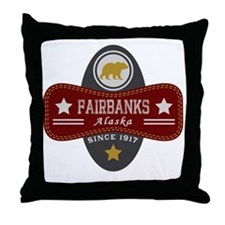 Fairbanks Nature Marquis Throw Pillow