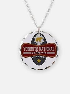 Yosemite Natural Marquis Necklace