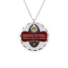 Redwood Natural Marquis Necklace