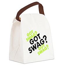 Got Swag??? Canvas Lunch Bag