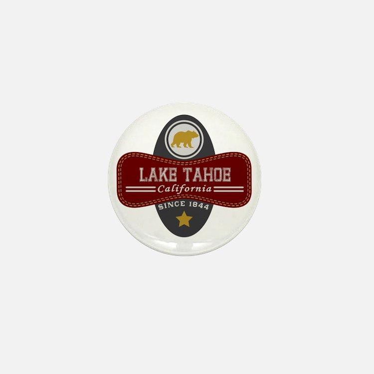 Lake Tahoe Nature Marquis Mini Button