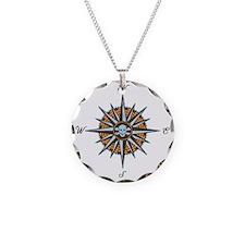 compass-rose5-LTT Necklace