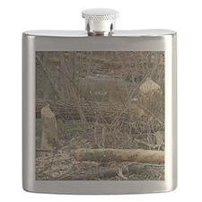 Beavers Log Flask