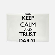 Keep Calm and TRUST Daryl Magnets